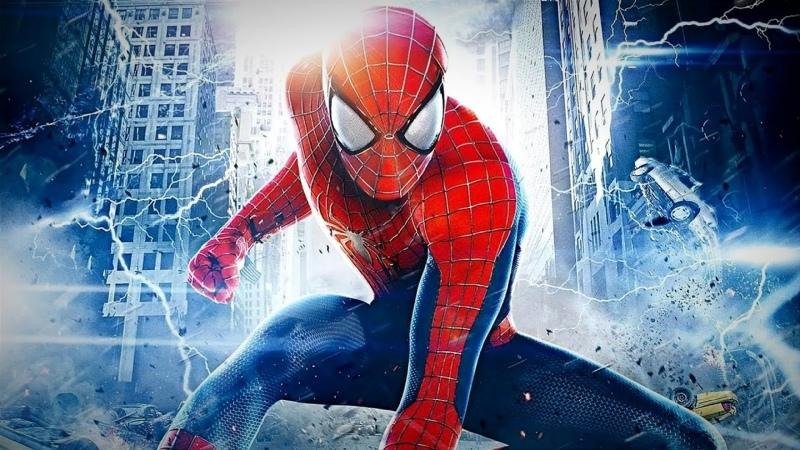 Новый Человек паук Высокое напряжение 2014 Нарезка Озвучка Kukegorlin