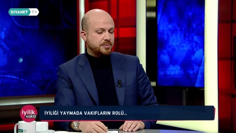 İlim Yayma Vakfı nın İyilik Yolculuğu Necmeddin Bilal Erdoğan 720P HD mp4