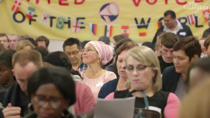 Объединенные голоса 2020 Реж Хейзел Фальк