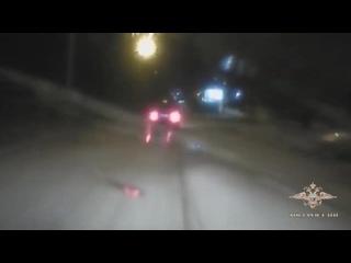 Погоня с выстрелами в Крыму пьяный водитель устроил боевик на дороге