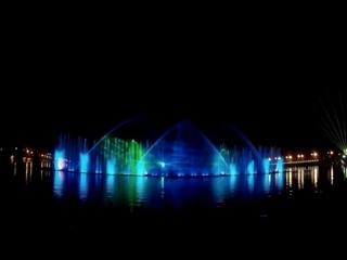 Винницкий фонтан 2015