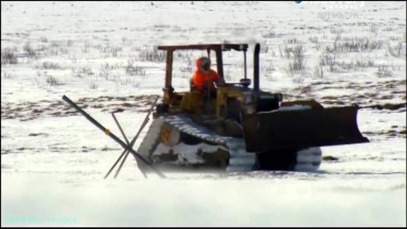 Discovery Полёты вглубь Аляски 31 Реальное ТВ 2012