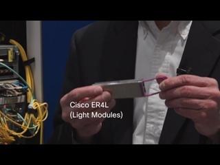#OFC2015 – Cisco CPAK Transceiver Portfolio
