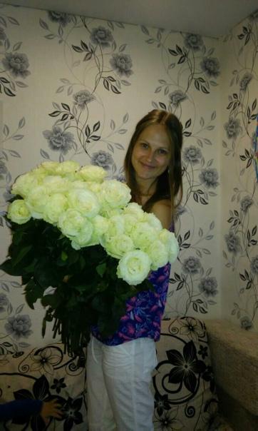 Анастасия Бутакова, Омск, Россия