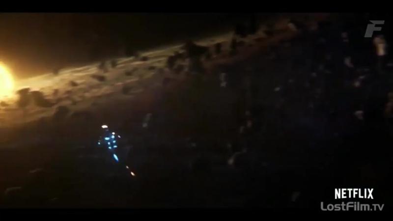 Озвученный трейлер сериала Звездный путь Дискавери