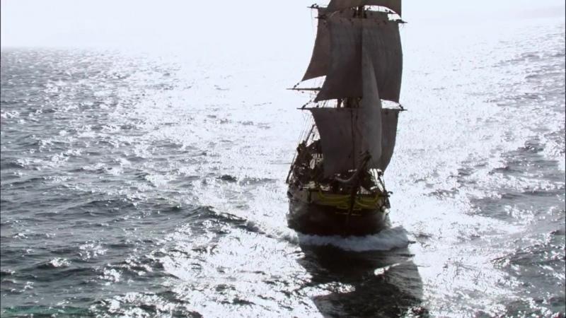 BBC Морская держава 2 Золотоносные воды Познавательный история исследования 2009