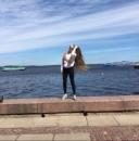 Сманцер Таня   Москва   20