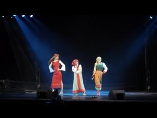 . Конда, Linochka Lee, AnTiff (Калуга, Москва) - Три богатыря Настасья, Алёнушка, Любава