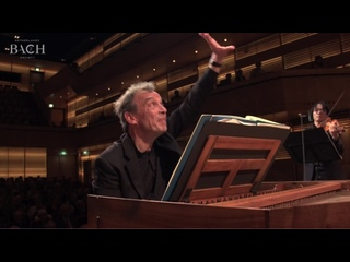 1068a J. S. Bach - Orchestral Suite No.3 in D major, BWV 1068 - NBS Orchestra / Lars Ulrik Mortensen [AoB]
