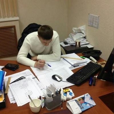 Vladimir Bobrikov, Ulyanovsk
