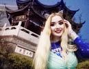Mary May, Shanghai, Китай