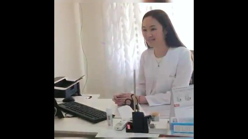 ЛадаРосМедикал Приём пациента доктором неврологом Балаевой Г А
