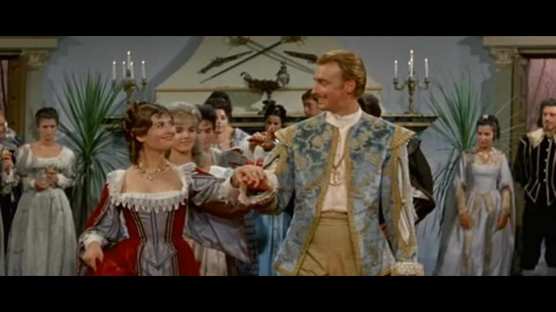 Королева морей Мэри Рид женщина пират Приключения Мэри Рид Queen of the Seas Mary la rousse femme pirate 1961