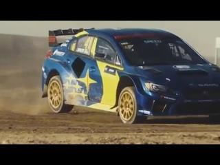 Subaru Rallycross Rally Team USA - WRX STI