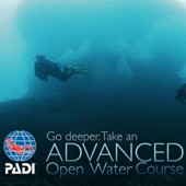Курс Advanced open water diver
