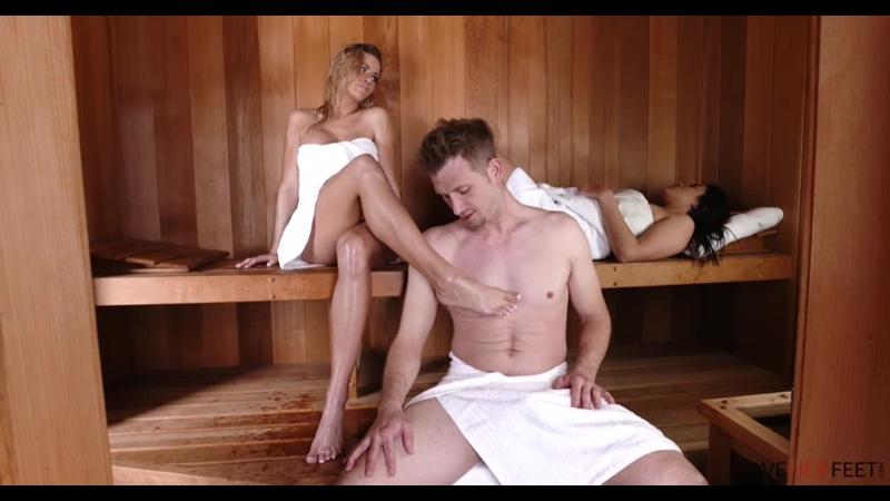 Foot-Fetish, All Sex,секс,порно,выебал красивую девку в бане пока его жена спит,фут-фетишь,sex,porn,ero,1080p,fulHD