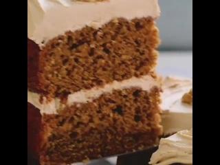 Классический кофейный торт (Ингредиенты под видео)   Больше рецептов в группе Десертомания
