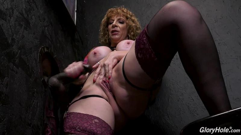 DogFart/Gloryhole - Sara Jay (And Big Black Cock)