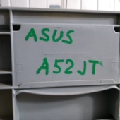 разбор - asus a52jt