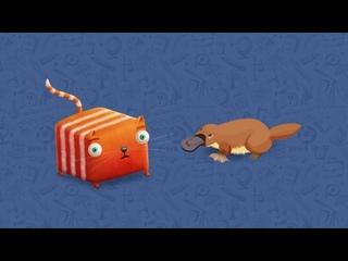Развлечёба Сезон 2 Выпуск 4 Про размножение и развитие животных