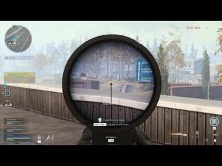 [SHIMOROSHOW] РУССКИЙ СНАЙПЕР ПРИШЁЛ ПОБЕЖДАТЬ В Call of Duty: Warzone