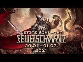 Feuerschwanz : Die Letzte Schlacht 2021