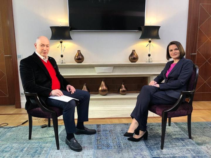 Тихановская о Лукашенко: «Хитрый, жесткий, жестокий. Я до последнего верила в его человечность»