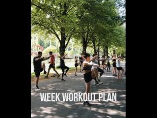 Кроссфит-тренировка BackStage CrossFit в