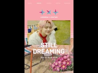 201219 @ TXT_bighit_jp (teaser) (STILL DREAMING - Cinemagraph Daytime ver. YEONJUN 연준)