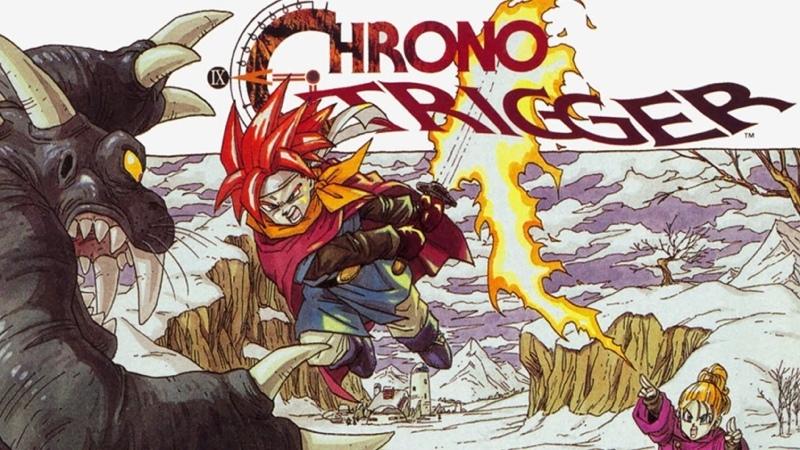 Chrono Trigger SNES 31 прохождение