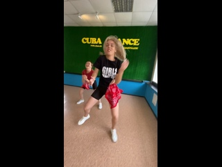 Школа танцев CUBA DANCE | Танцы Волжский kullanıcısından video