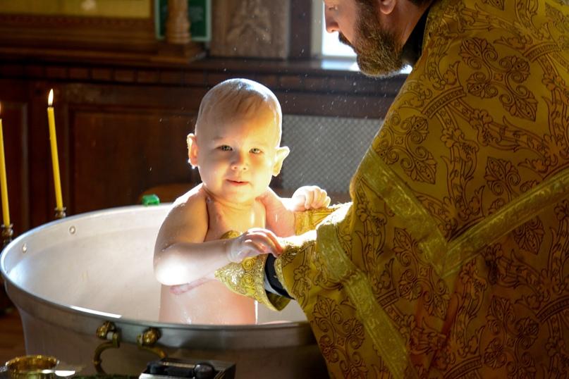 Ласкова Елизавета «Крещение»