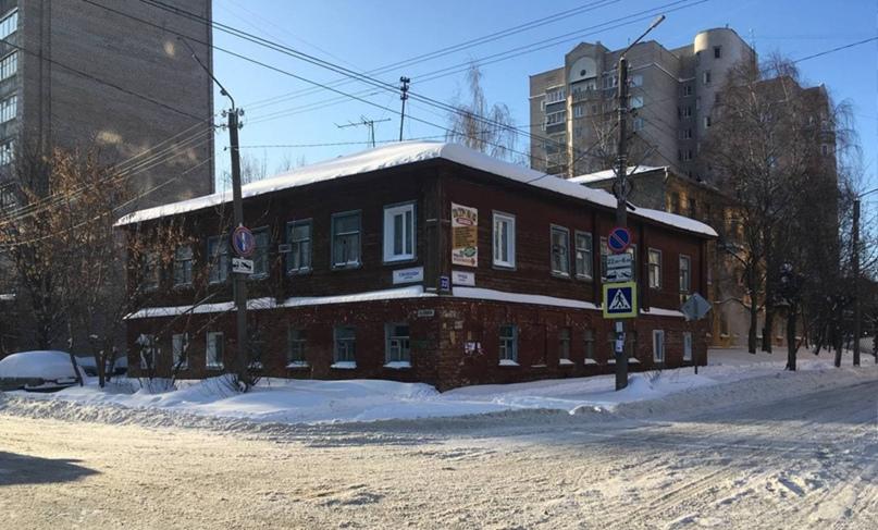 Дом Громовой. 2021 г.