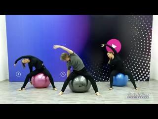 Port De Bras - новый вид тренировок в фитнес-клубе Fit Studio