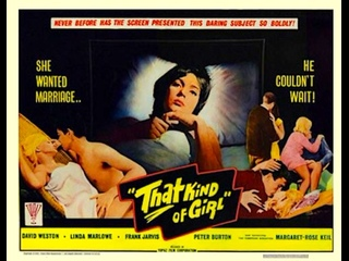 That Kind of Girl (1963) Margaret Rose Keil, Linda Marlowe, David Weston