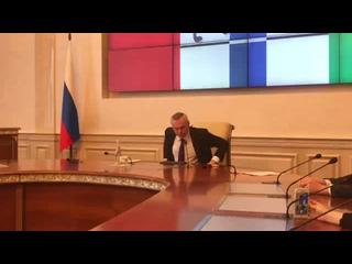 Отмена режима самоизоляции и новые правила: губернатор расскажет о борьбе с COVID-19 в Новосибирске