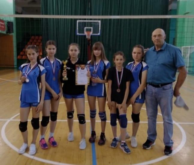 Петровские волейболистки - призёры межрегионального турнира