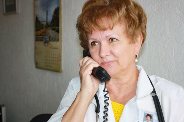 Озёрск. ЛичностиВ отделе профилактики и лечения (в...