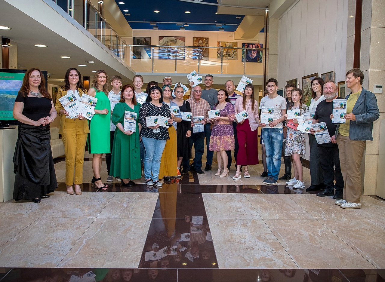 В ХМ «Арт-Донбасс» состоялось подведение итогов первого этапа V межрегионального фестиваля-фотоконкурса «Экология-безопасность-жизнь»