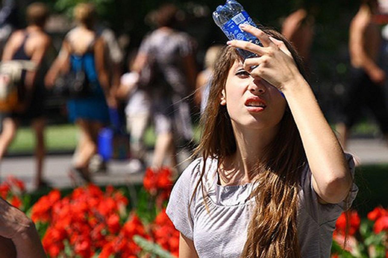 МЧС предупредило жителей Марий Эл об аномальной жаре