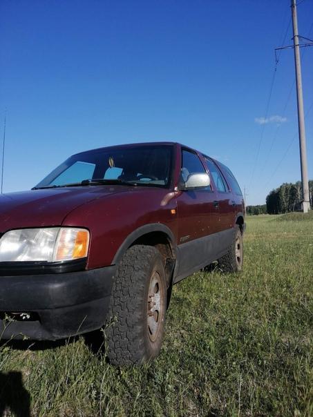 Продам Chevrolet Blazer 1998 года, обращаться в ли...