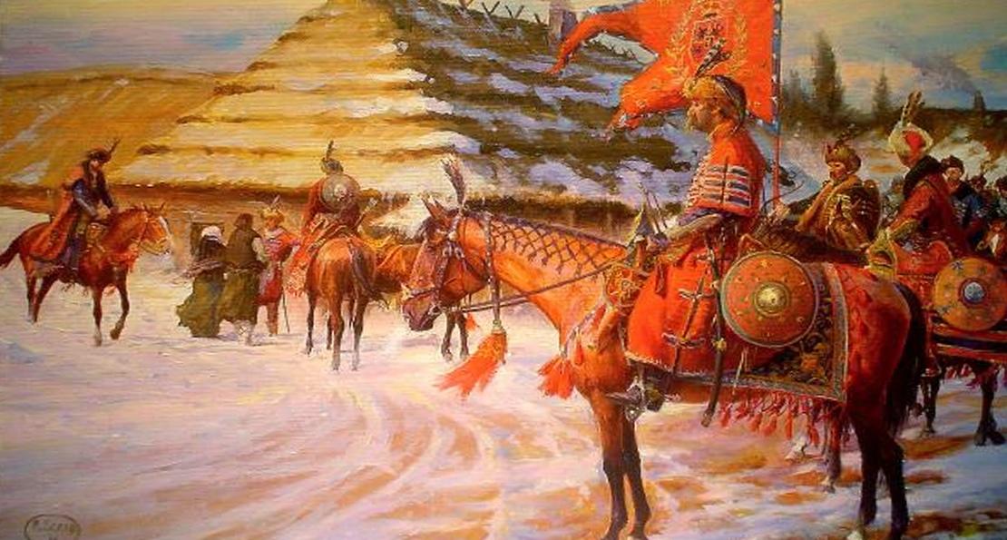 Легкая конница Батория