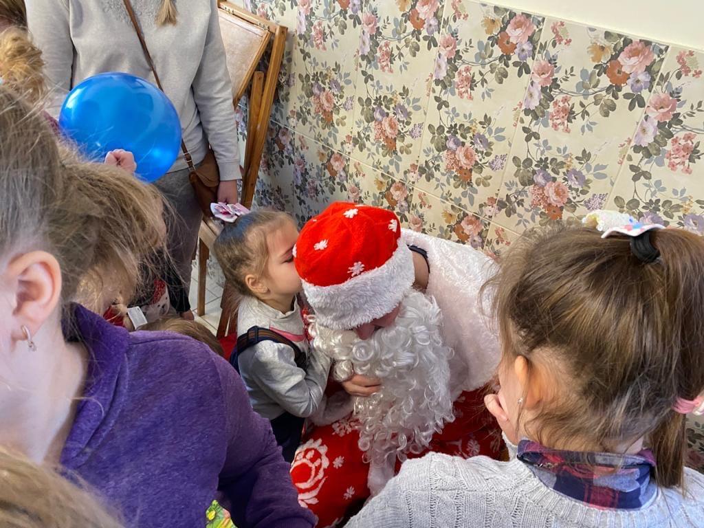 Праздник для детей удался!