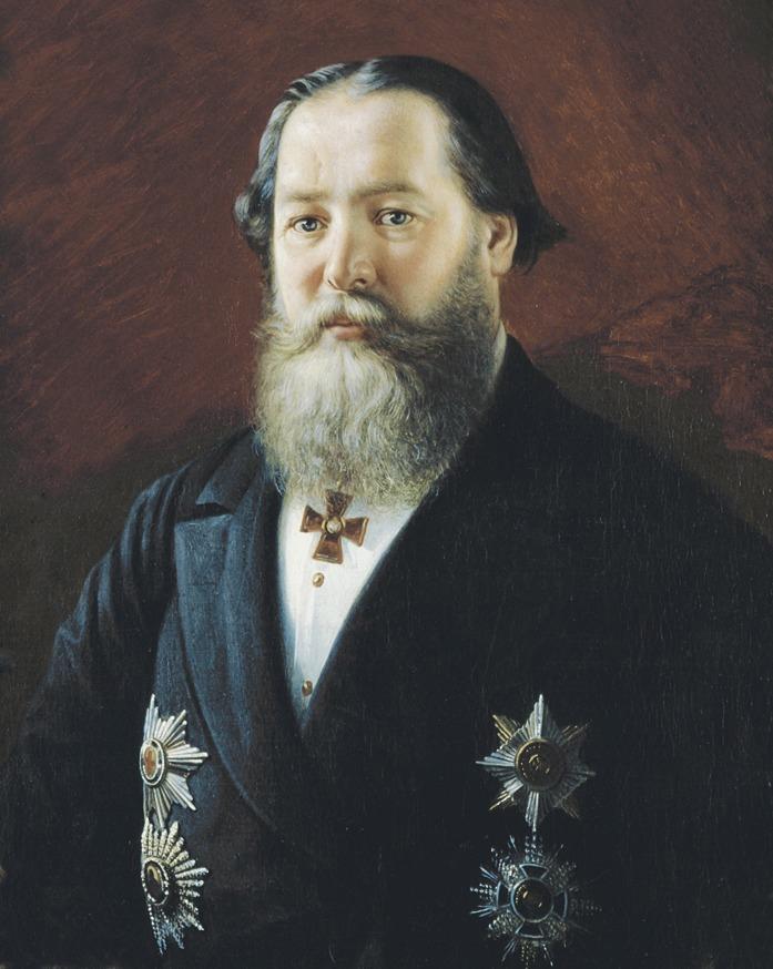 Петр Ионович Губонин