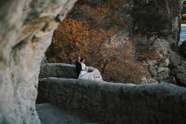 Свадебная фотосессия в Новом Свете. 09.19