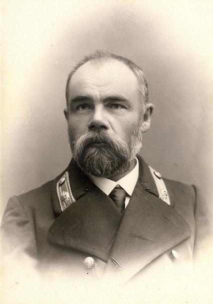 Спрыгин Иван Иванович,1910 г. Из фондов Пензенского краеведческого музея.
