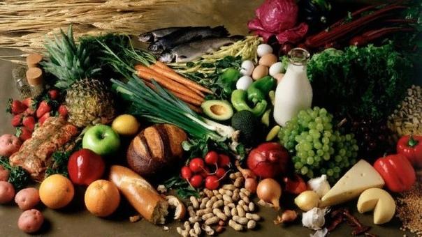 Какие продукты полезны для головного мозга.