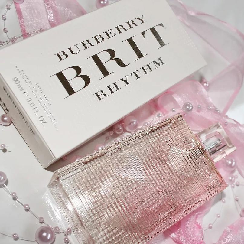 Burberry Brit Rhythm Women 90 ml. 1610 рублей.