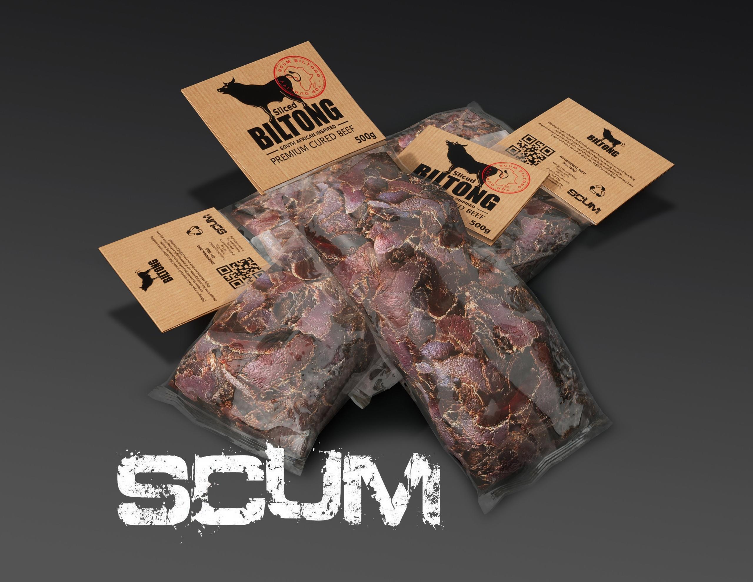 SCUM: новая еда.. По запросу игроков...