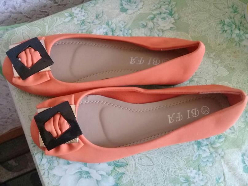 Купить новые балетки. Размер 37 цена | Объявления Орска и Новотроицка №28437